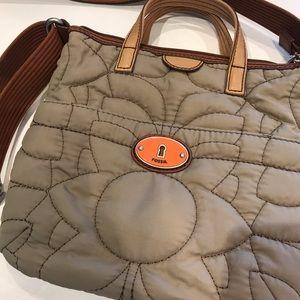 "Fossil ""key-per"" purse. Perfect!! 💕"